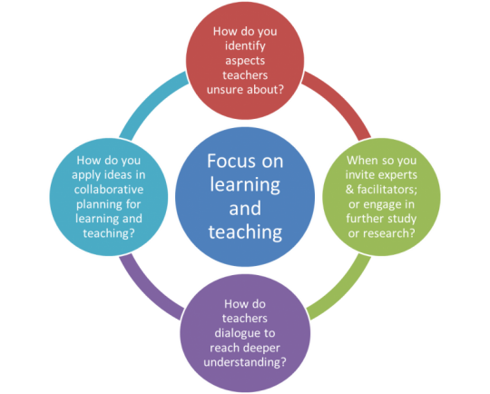 Collaborative Teaching Nz ~ Deepening knowledge reflection improving and refining